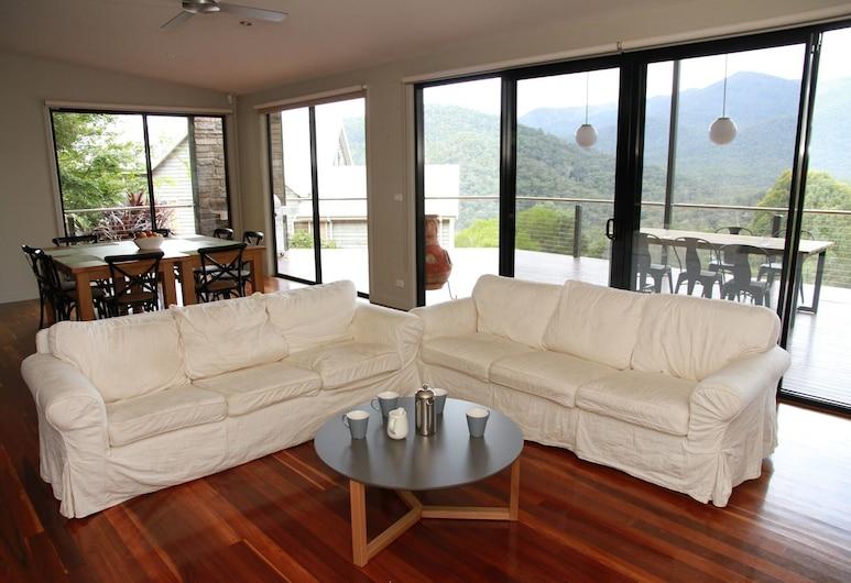 烏利巴特飯店, 梅爾里吉, 獨棟房屋, 3 間臥室, 客廳
