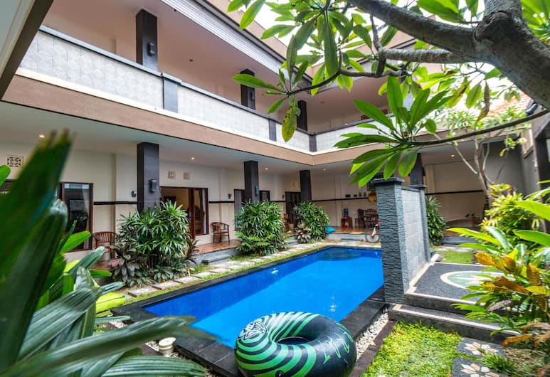 Leluhur Bali Private Villa & Apartment , Seminyak, Piscina externa