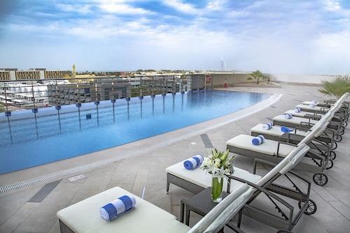 杜拜網際網路城駐橋套房公寓飯店