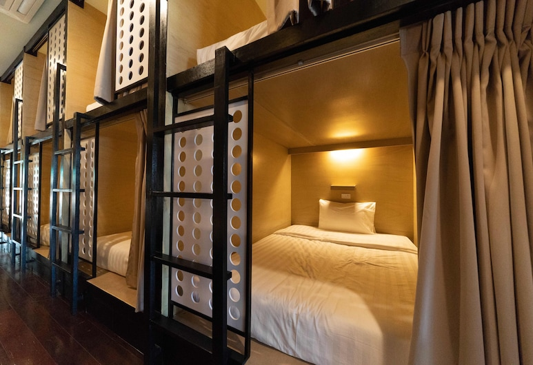 H2B 호스텔, 푸켓, Bed in 12-Bed Mixed Dormitory Room, 객실
