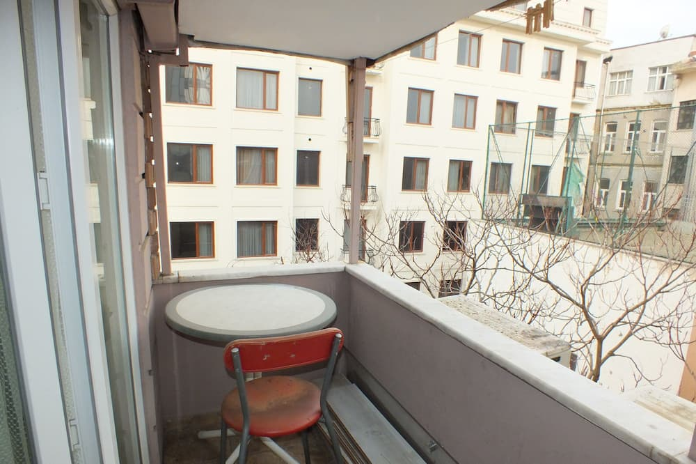 Apartman, 2 spavaće sobe (7 people) - Balkon