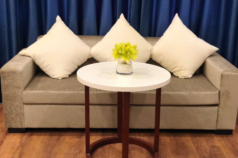 Quarto Superior (Highlight) - Sala de Estar