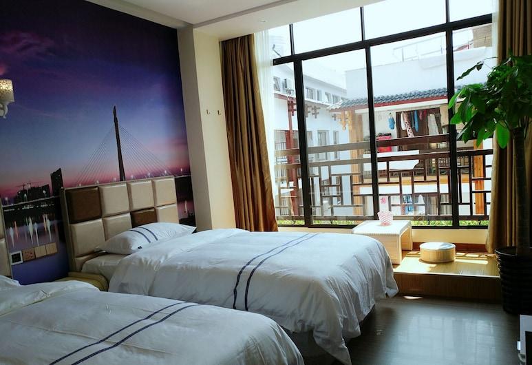 Yi Lian landscape Inn, Zhangjiajie, Pokoj