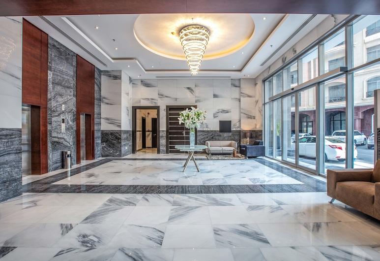 Loumage Suites & Spa, Manama, Καθιστικό στο λόμπι