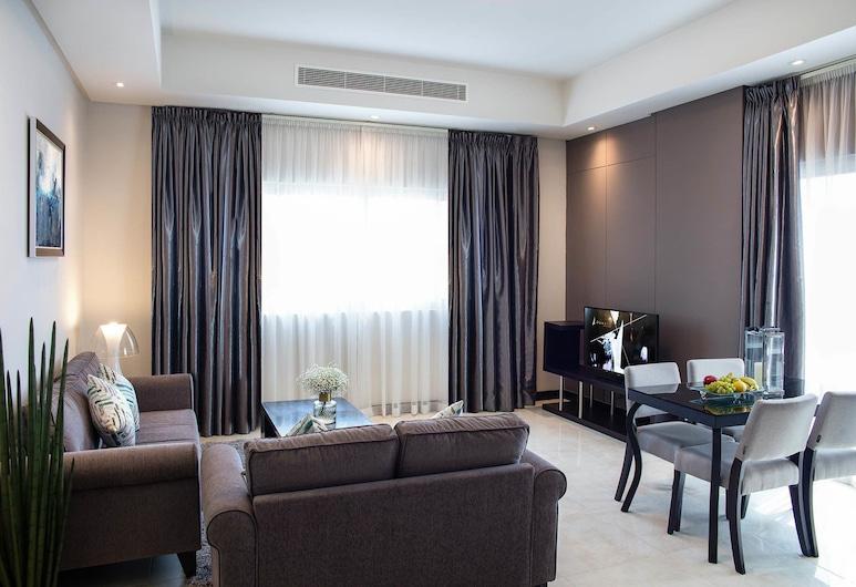 Loumage Suites & Spa, Manama, Suite superior, 1 habitación, Sala de estar
