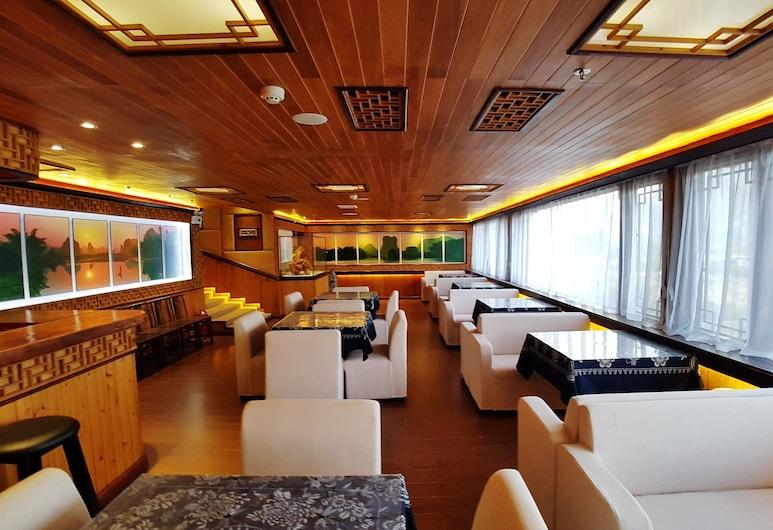 Yangshuo Li River Gallery Lodge, Guilin, Hotellounge