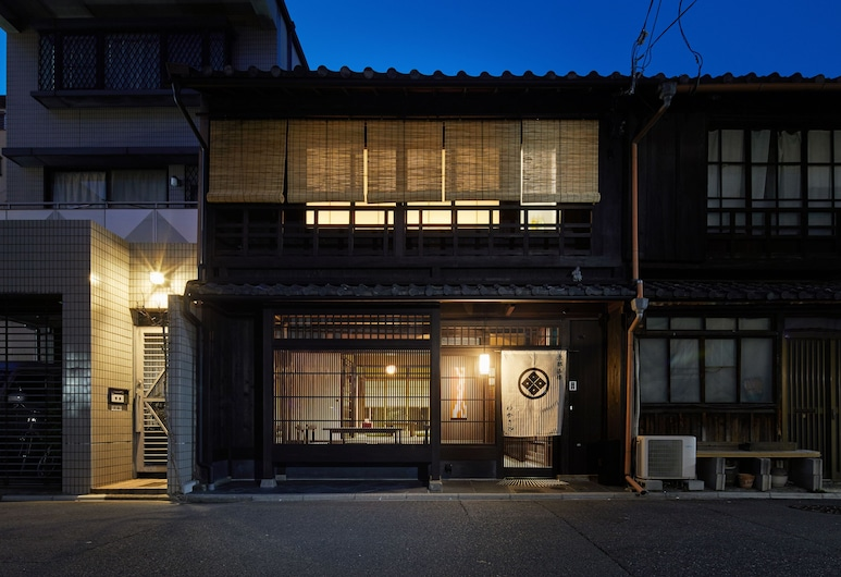 HANARE KYOTO 京都漆楼わかさや, 京都市, 外装