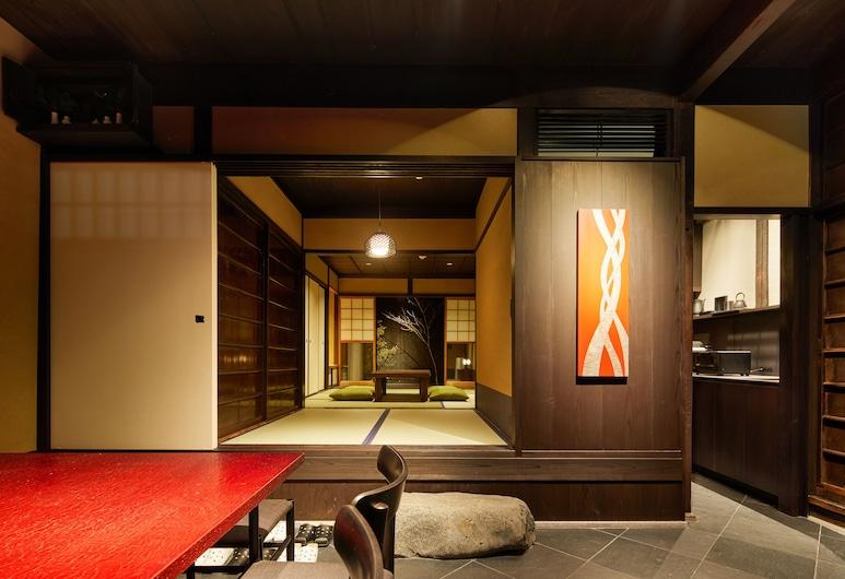 YADORU KYOTO HANARE Kyoto Urushiro Wakasaya, Kyoto, Private Vacation Home, Room