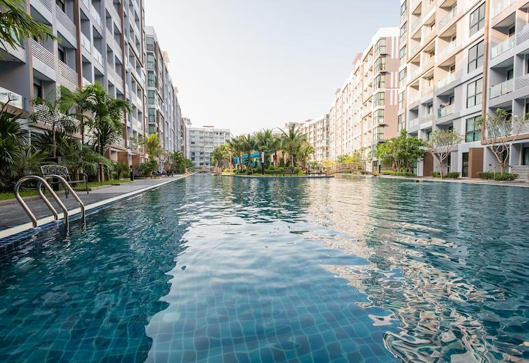 Dusit Grand Park by GrandisVillas, Pattaya, Hồ bơi ngoài trời