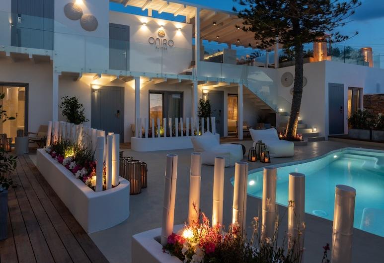 Oniro Suites, Mikonos, Otel İç Mekânı