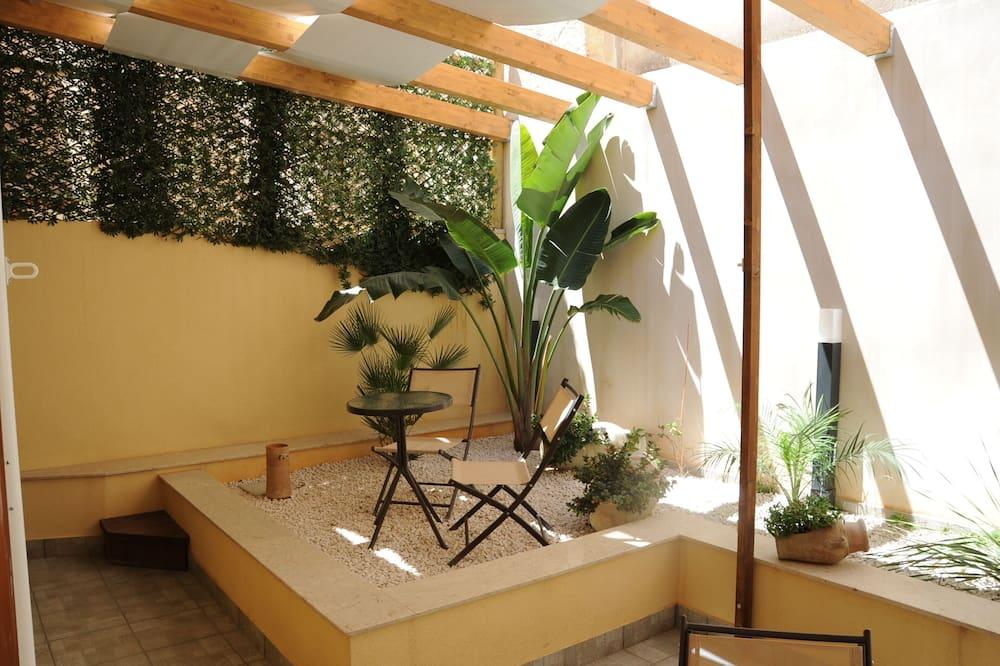 Kamar Triple Comfort, Beberapa Tempat Tidur, patio - Area Keluarga
