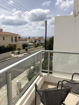 Φωτογραφία του Σπίτι με 2 υπνοδωμάτια, θαυμάσια θέα στη θάλασσα, κήπο και wifi στην Πέγεια, 3 χλμ. από την παραλία, Πέγεια
