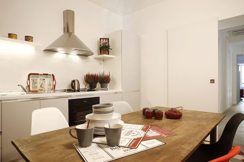 Апартаменти «Делюкс» - Житлова площа