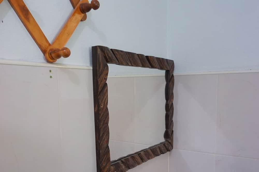 Standard Room - Sink Bilik Mandi