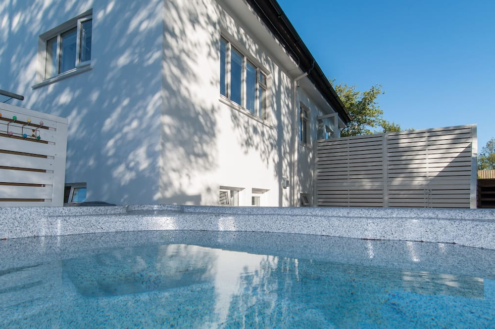 Apartemen Standar, 3 kamar tidur, hot tub - Teras/Patio