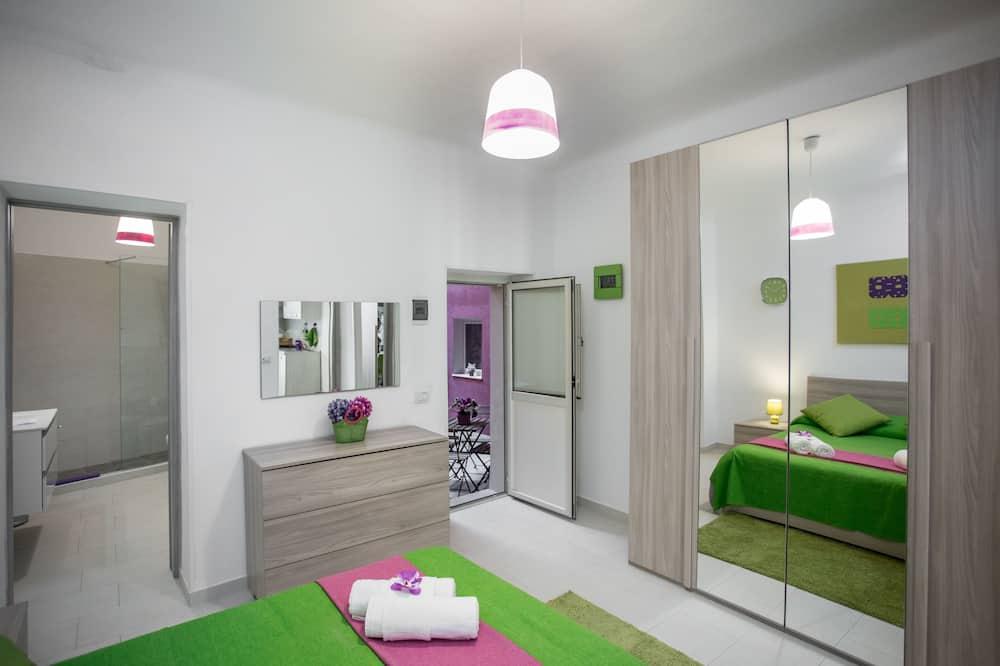 家庭公寓, 1 間臥室 - 客房