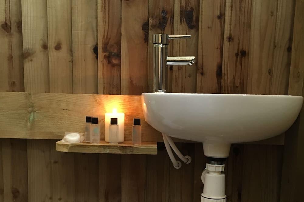 Tienda de campaña (Coot) - Baño