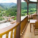 Phòng đôi hoặc 2 giường đơn, Quang cảnh núi - Ban công