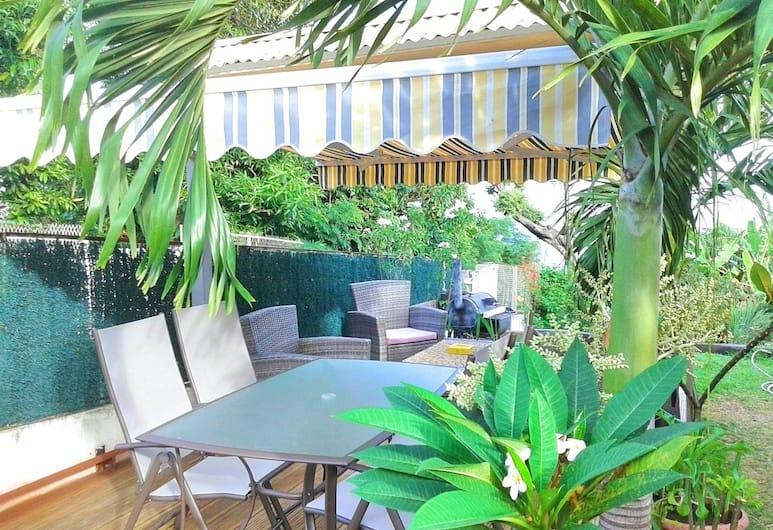 阿爾貝格帕維飯店, 聖保羅, 花園