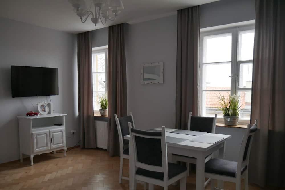 Comfort-Apartment, 1King-Bett und Schlafsofa - Wohnbereich