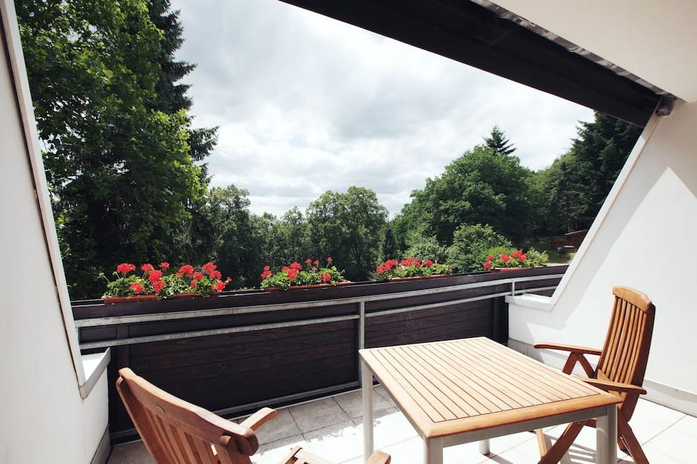 高級雙床房, 露台 - 露台景觀