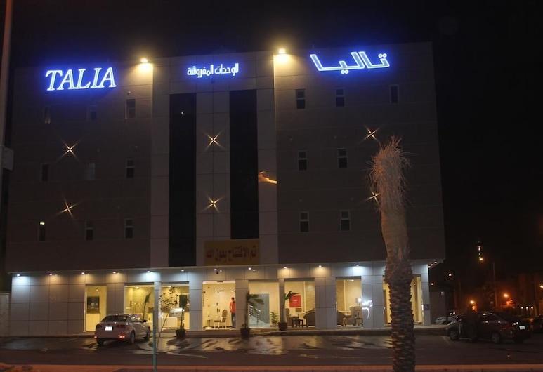 Talia Aparthotel 2, Riyadh, Front of property - evening