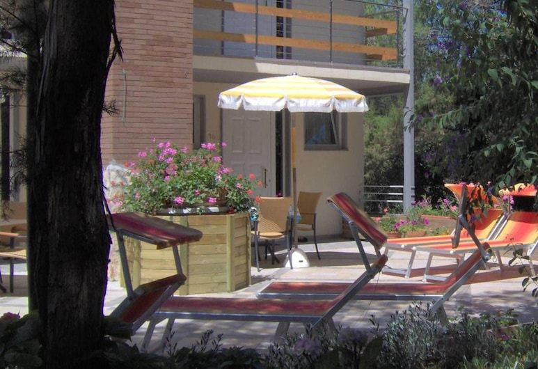 Residence Casa di Caccia, Bibbona, Terraza o patio