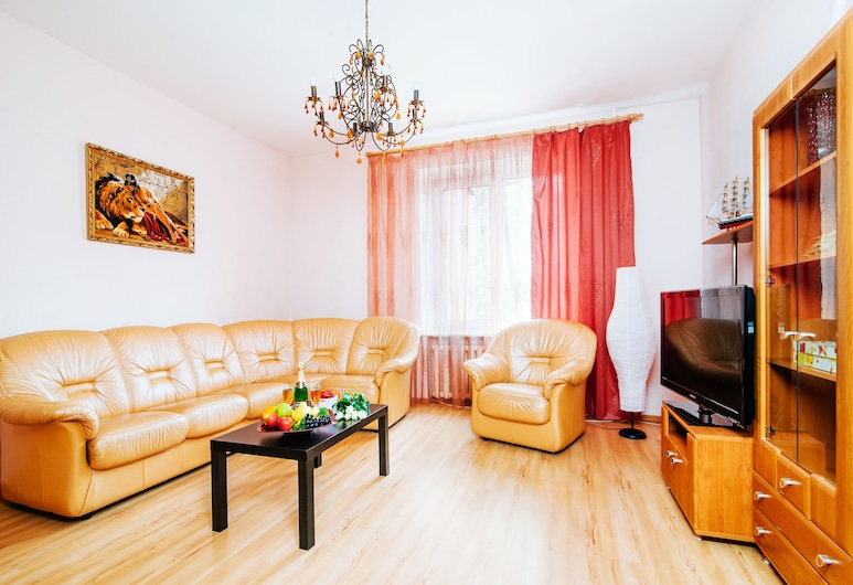 Guest House on Victory Square, Minsk, Basic-Doppelzimmer, Zimmer