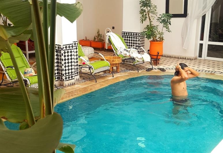 Hotel Riad Amlal, Ouarzazate, Piscine