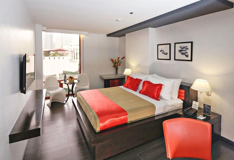 Ritz Astor Hotel, Makati, Deluxe Oda, Oda