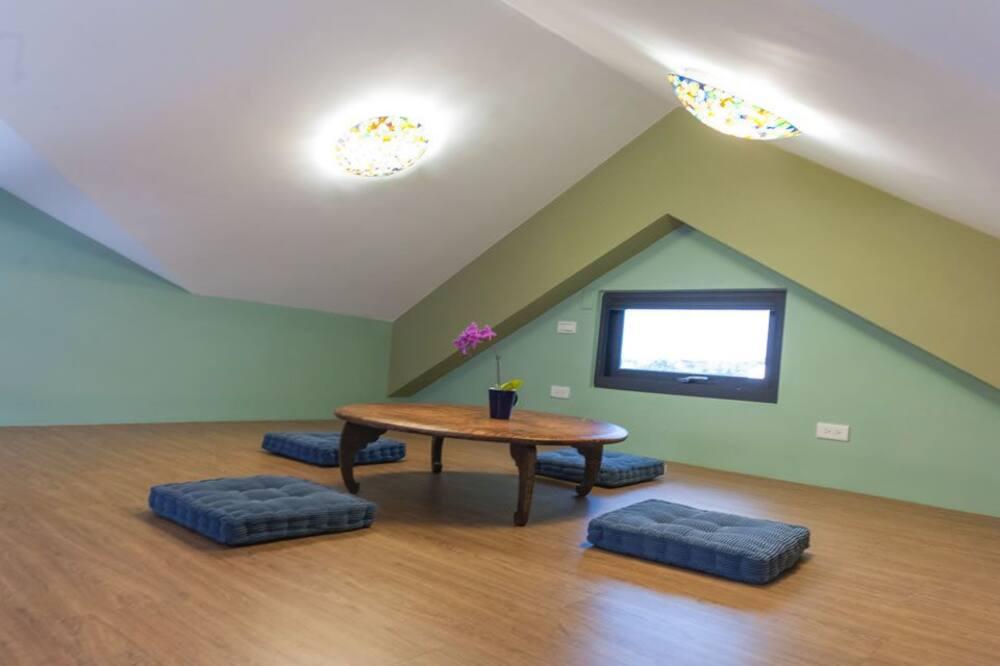 Loft familiar, 1 habitación - Sala de estar