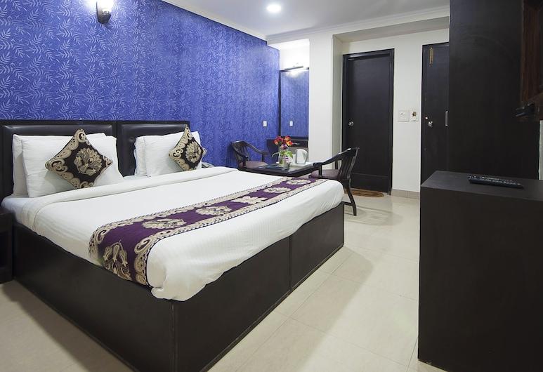 Hotel Dakha International, New Delhi, Deluxe Room, Guest Room View