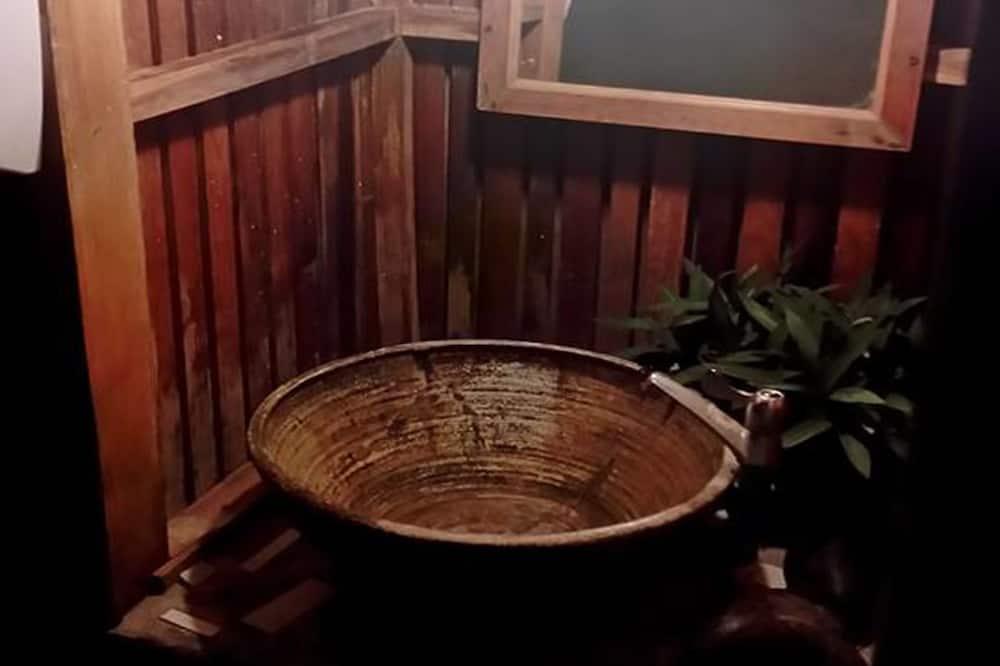 Tent - Bathroom Sink