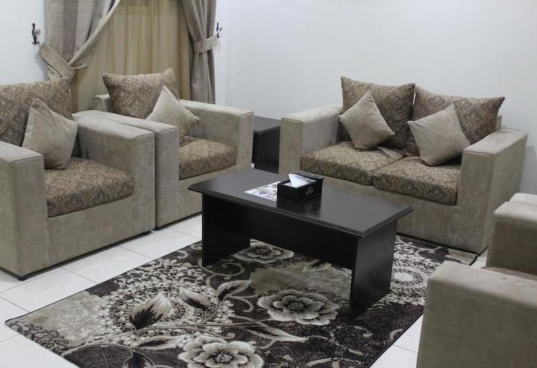 Wahat Al Nafil Al Yarmouk Branch, Riyadh, Lägenhet - 1 sovrum, Vardagsrum