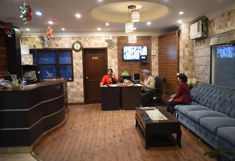 Hotel Kashish Plaza, Nuova Delhi