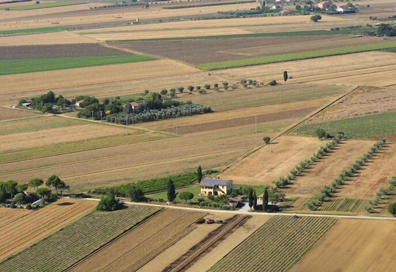 伊索拉錫維亞飯店, Piombino, 鳥瞰