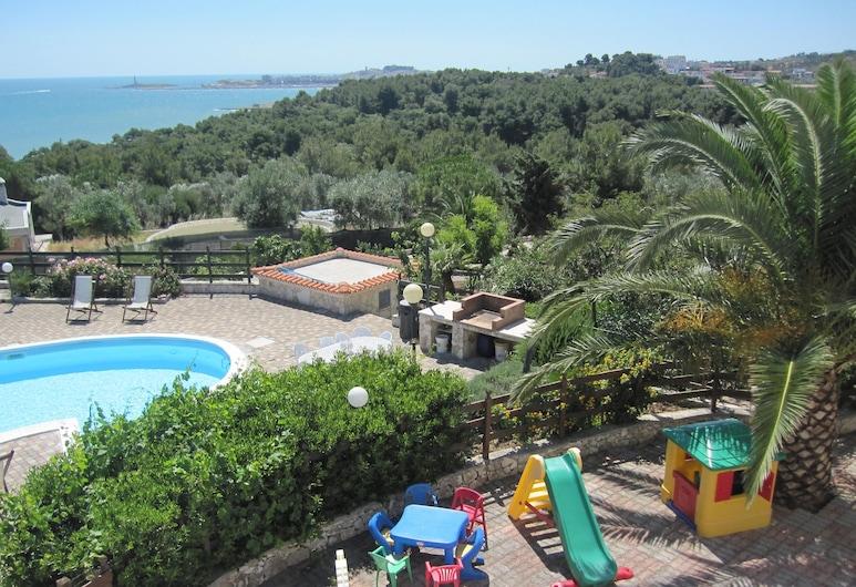 Villa Geco, Vieste, Lekområde för barn - utomhus
