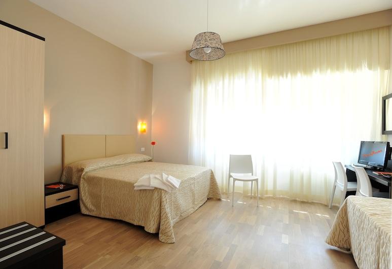 蜂蜜客房酒店, 羅馬