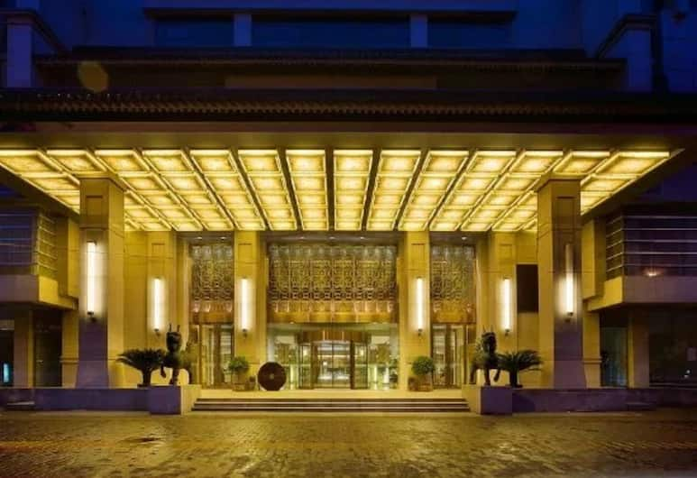 Grand Soluxe International Hotel Xi'an, Xi'an, Hotel Front