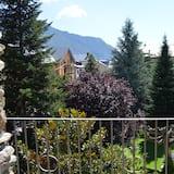 Vierbettzimmer - Blick auf den Garten