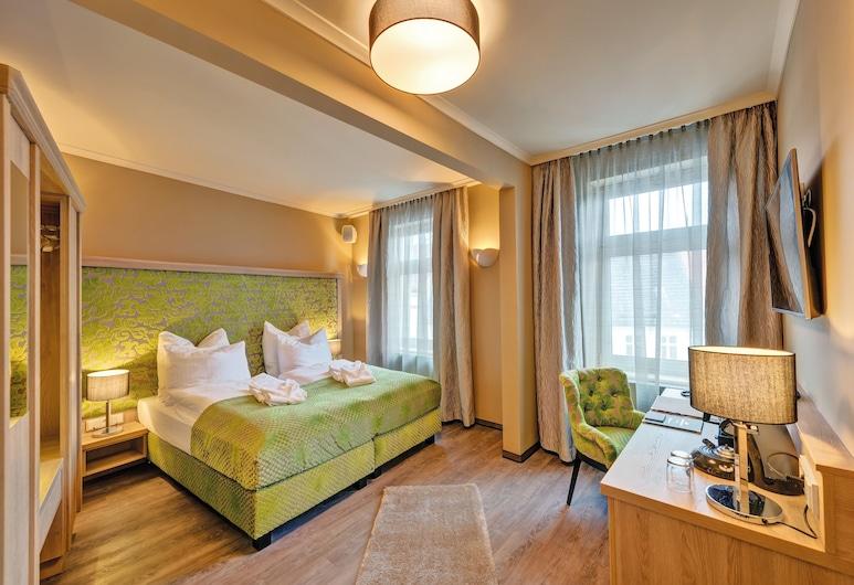Hotel Ebusch, Lübbenau/Spreewald, Deluxe Double Room, Guest Room