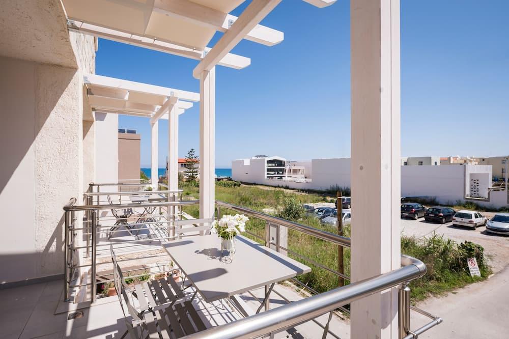 Apartment, 2 Bedrooms, Balcony, Sea View - Balcony
