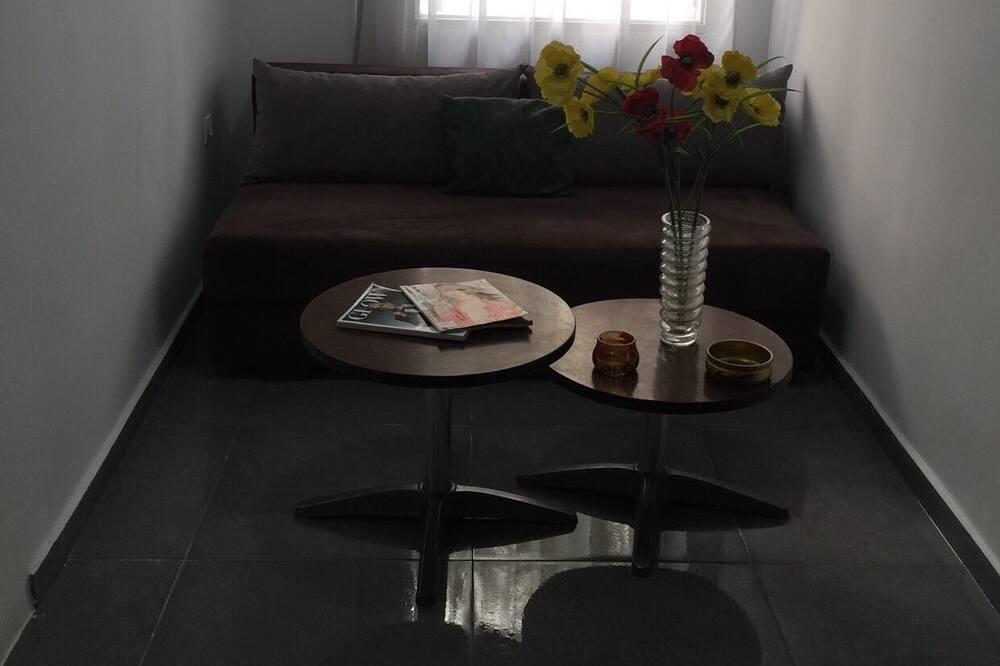 Štandardné štúdio, 2 spálne - Obývacie priestory