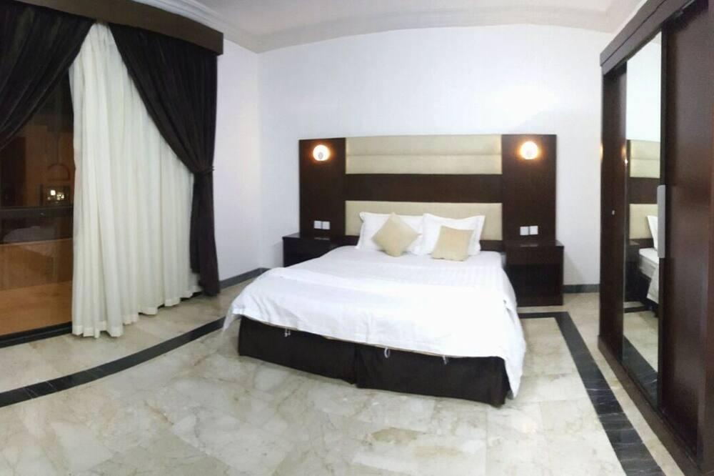 Külaliskorter, 1 magamistoaga - Tuba