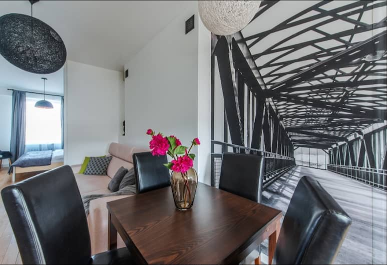 P&O Apartments Chmielna, Varšava, Pilsētklases dzīvokļnumurs, divas guļamistabas, Numurs