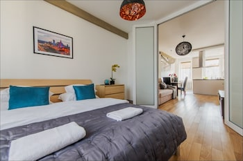 Obrázek hotelu P&O Apartments Chmielna ve městě Varšava