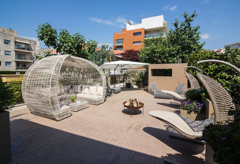 Art Senses Suites & Rooms, Oporto, Terraza o patio