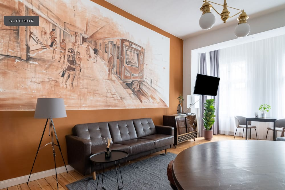 Superior Suite - Living Area