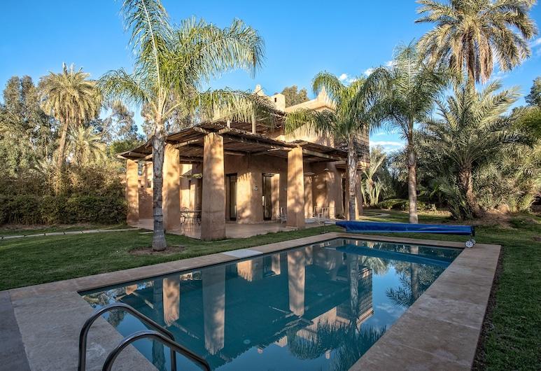 Villa De Luxe Domaine Des Kasbah, Marrakech, Utomhuspool