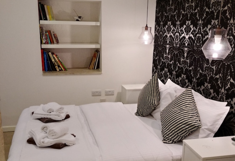 كالافا فاليتا ريزيدنس, فاليتا, غرفة فاخرة رباعية, غرفة نزلاء